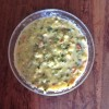 I made zucchini soup